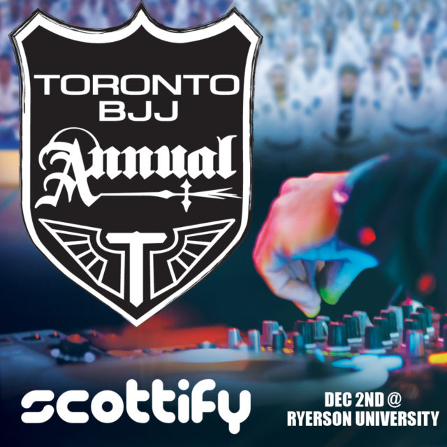 Scottify LIVE at the 9th Toronto BJJ Annual