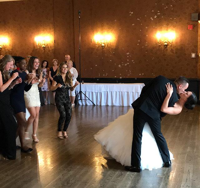 Toronto Weddings Jan - June 2018