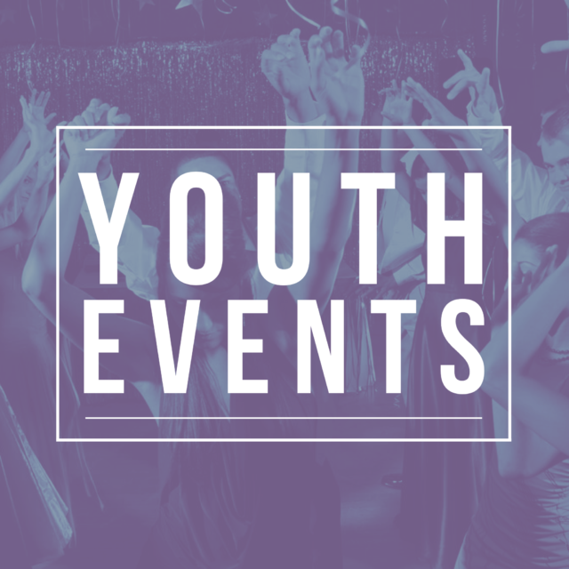 High School and Church Youth Events