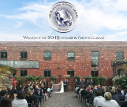 Scottify Events is an International Wedding Awards Winner!