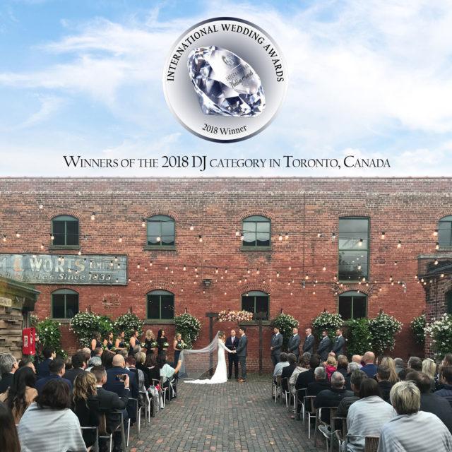 Scottify Events is an International Wedding Awards Winner!