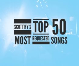 Top 50 Most Requested Songs