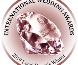 Scottify Events is an International Wedding Awards Winner – again!